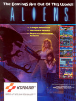 Aliens — 1990 at Barcade® in New Haven, CT