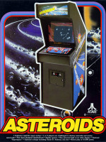 Asteroids — 1979 at Barcade® in New Haven, CT