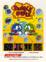 Bubble Bobble — 1986 at Barcade® in New Haven, CT