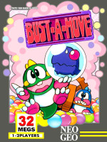 Bust-A-Move — 1993 at Barcade® in New Haven, CT