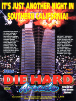 Die Hard — 1996 at Barcade® in New Haven, CT