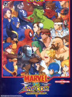 Marvel Vs. Capcom: Clash of Super Heroes — 1998 at Barcade® in New Haven, CT