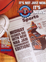 NBA Jam Tournament-Edition — 1994 at Barcade® in New Haven, CT