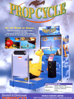 Prop Cycle — 1996 at Barcade® in New Haven, CT