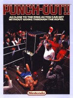 Punch-Out!! — 1984 at Barcade® in New Haven, CT