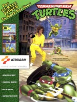Teenage Mutant Ninja Turtles — 1989 at Barcade® in New Haven, CT