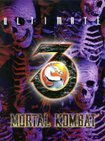 Ultimate Mortal Kombat 3 — 1995 at Barcade® in New Haven, CT