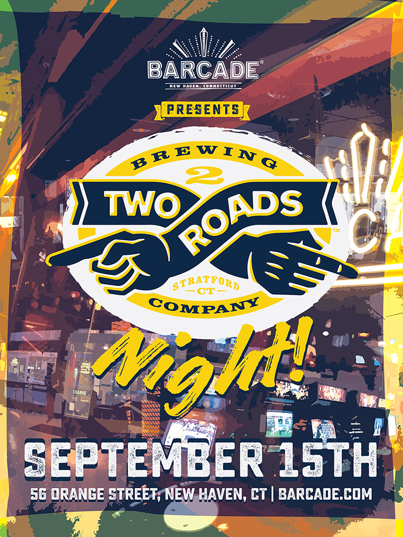 Two Roads Beer Night!