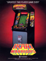 Ikari Warriors — 1986 at Barcade® in New Haven, Connecticut