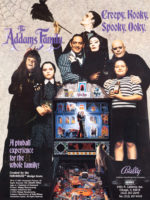The Addams Family (pinball) — 1992 at Barcade® in New Haven, Connecticut