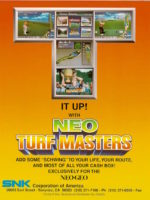 Neo Turf Masters — 1996 at Barcade® in New Haven, Connecticut