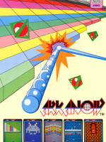 Arkanoid — 1986 at Barcade® in New Haven, CT | arcade video game flyer graphic