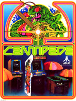 Centipede — 1981 at Barcade® in New Haven, CT