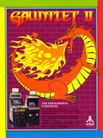 Gauntlet II — 1986 at Barcade® in New Haven, CT
