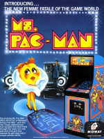 Ms. Pac-Man —1981 at Barcade® in New Haven, CT
