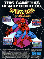 Spider-Man — 1991 at Barcade® in New Haven, CT | arcade game flyer graphic
