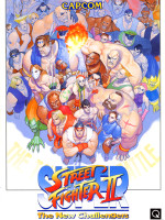 Super Street Fighter II TheNewChallengers — 1993 at Barcade® in New Haven, CT