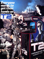 Terminator 2 — 1991 at Barcade® in New Haven, CT