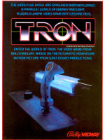 Tron — 1982 at Barcade® in New Haven, CT