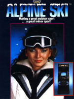 Alpine Ski — 1982 at Barcade® in New Haven, CT