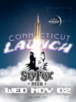 Sly Fox Beer Launch — November 2, 2016 at Barcade® in New Haven, CT