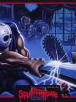 Splatterhouse — 1988 at Barcade® in New Haven, Connecticut | arcade video game