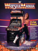 WWF WrestleMania — 1995 at Barcade® in New Haven, Connecticut | arcade video game