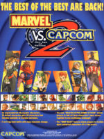 Marvel Vs. Capcom 2 New Age Of Heroes — 2000