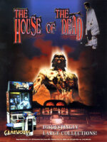 House of the Dead — 1997 at Barcade® in New Haven, Connecticut | arcade video game flyer graphic